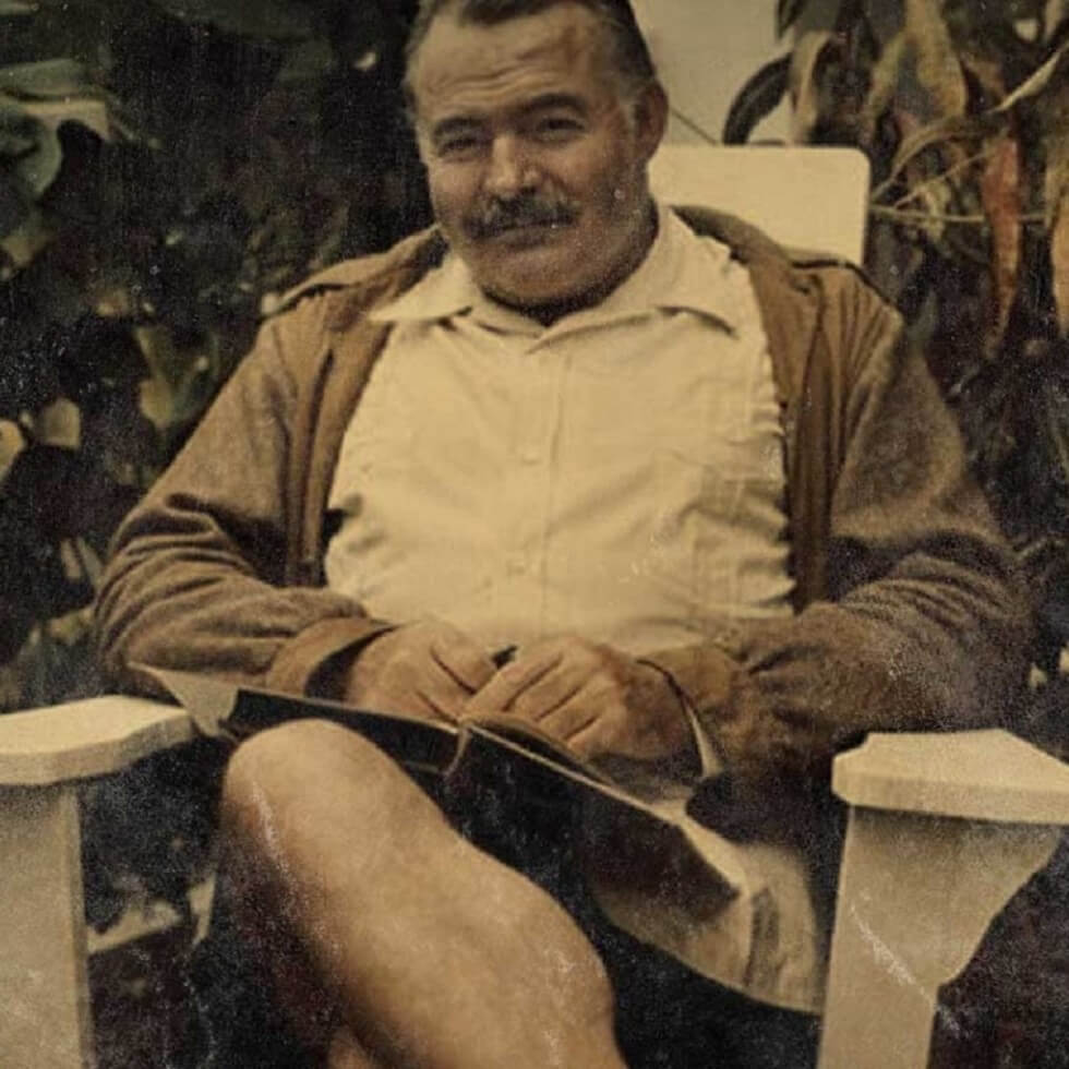 Gmta Ernest Hemingway The Garden Of Eden